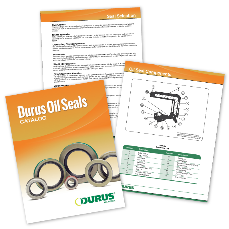 Durus Catalogs Graphic